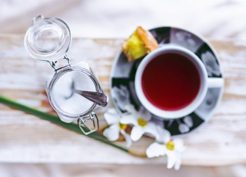 tea meditation to create inner bliss through mindfulness