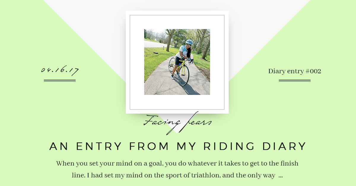 Diary Entry #002: Facing Fears - An Entry From My Riding Diary