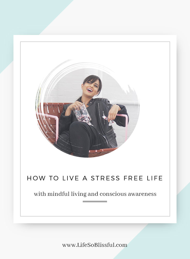 stress relief_How to live a stress free life
