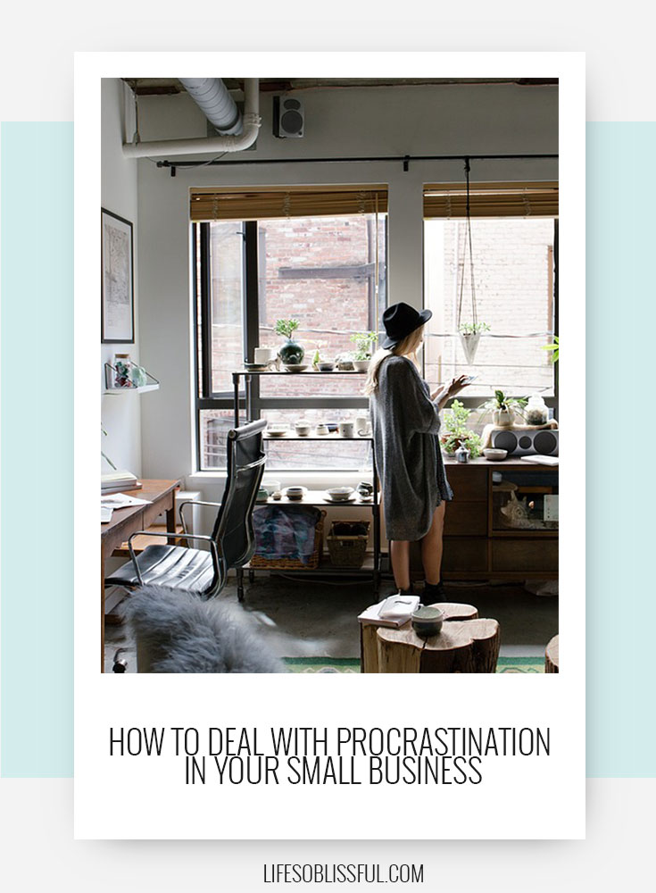 how-to-deal-with-procrastination-in-your-small-business
