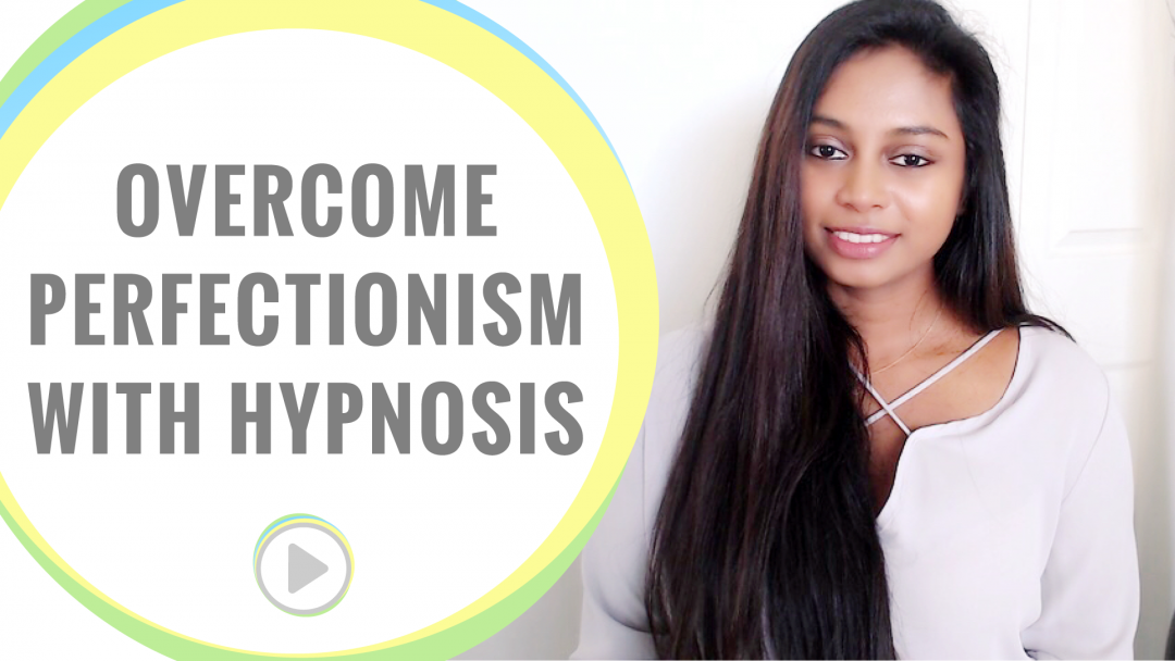 perfectionist tendencies - overcome perfectionism