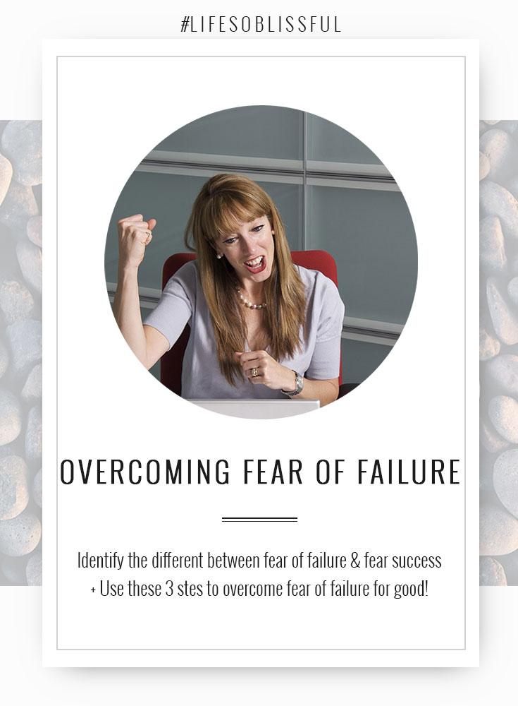 overcoming fear failure