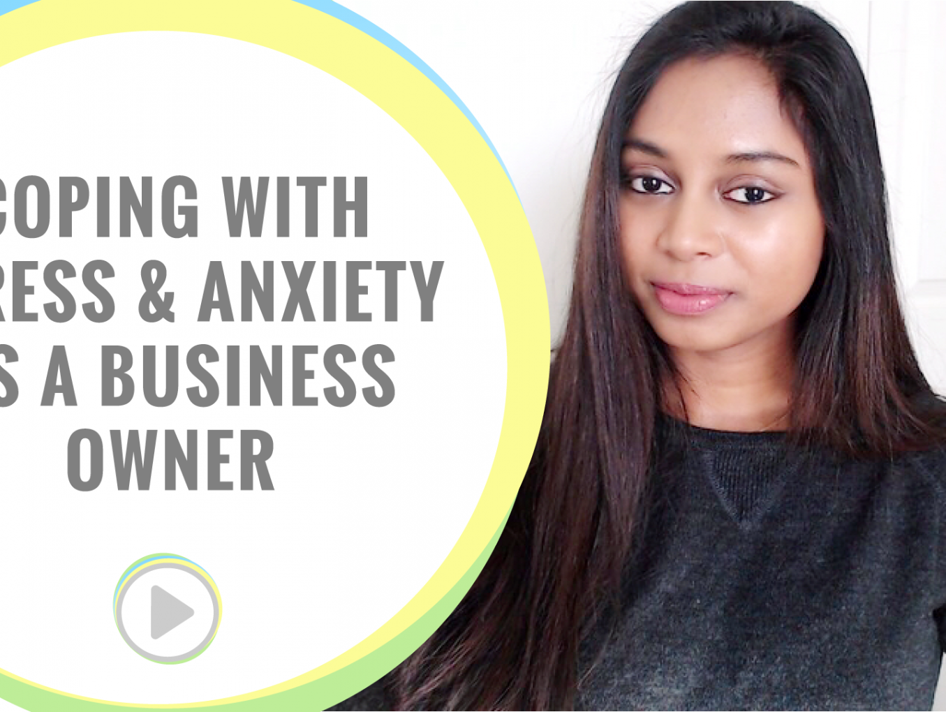 Stress and anxiety. Coping with stress and anxiety and a business owner